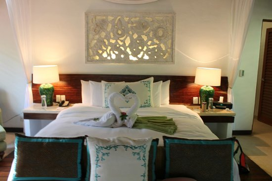 Viceroy Riviera Maya: Or room upon arrival.