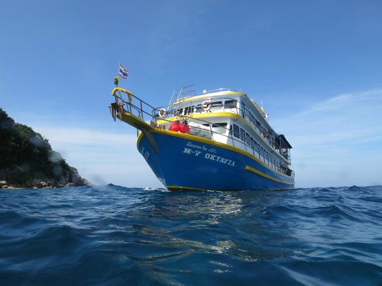 Thailand Dive and Sail : MV Oktavia