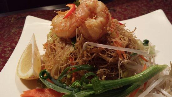 Carlisle Thai cuisine : Gluten free noodle