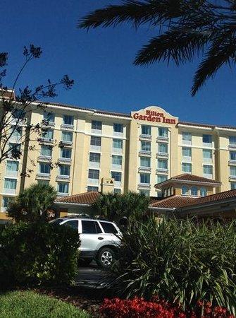 Hilton Garden Inn Lake Buena Vista/Orlando: outside view