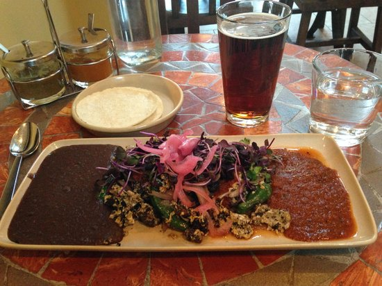 Mateo's Cocina Latina: Puerco Morcilla