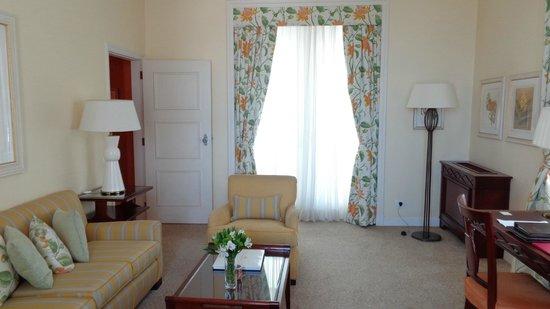 Belmond Copacabana Palace: Sitting room