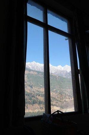 Blue Heaven: from my bedroom