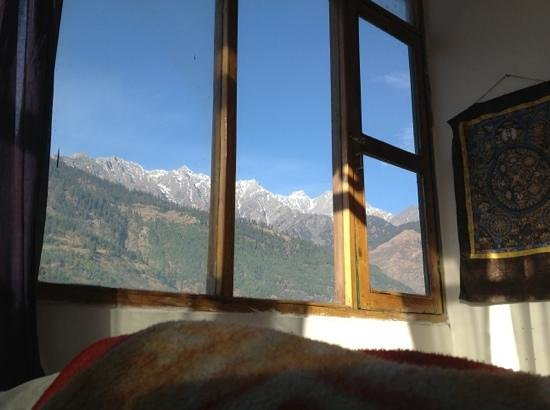 Blue Heaven: from my friends room, best wake up view ever!