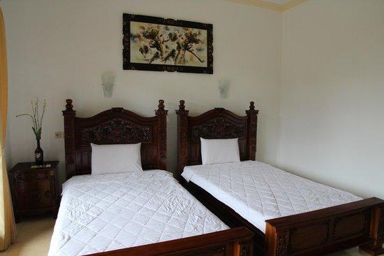 Tanah Semujan Ubud : Inside of Room
