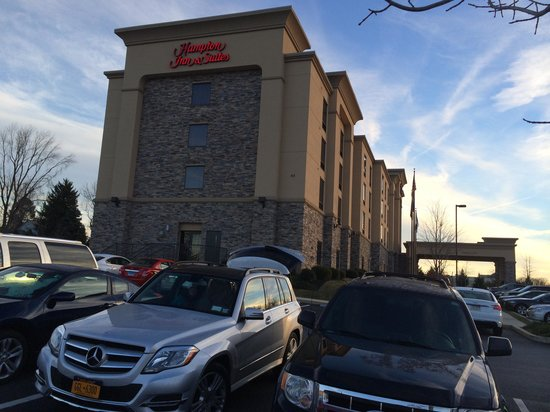 Hampton Inn & Suites Chadds Ford: Exterior