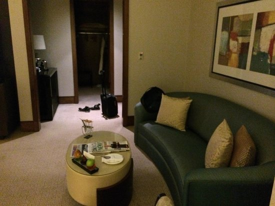 The Ritz-Carlton Jakarta, Pacific Place: more than enough space for one (or two)
