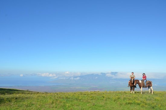 Pony Express Tours: View from Haleakala