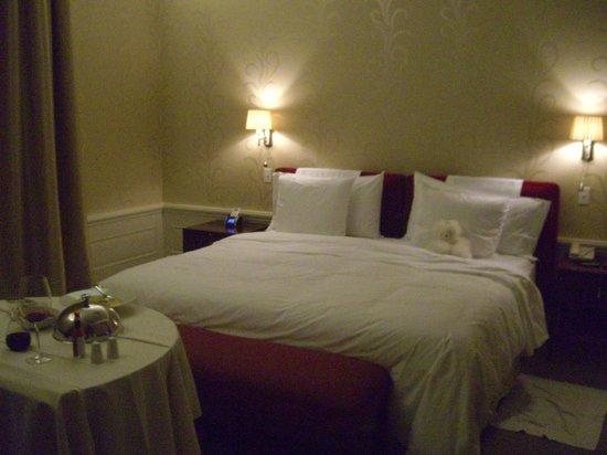 Casa Gangotena: Room, cosy and sumptuous!