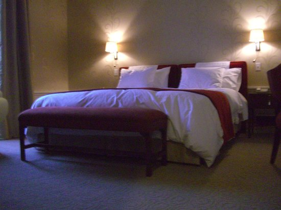 Casa Gangotena: Super soft sheets!