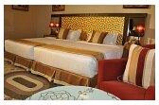 The Amariah Boutique Hotel City Center: Suite rooms