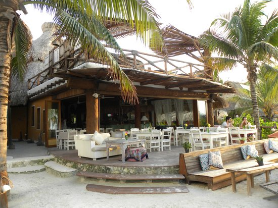Restaurant bar picture of holbox hotel casa las tortugas - Holbox hotel casa las tortugas ...