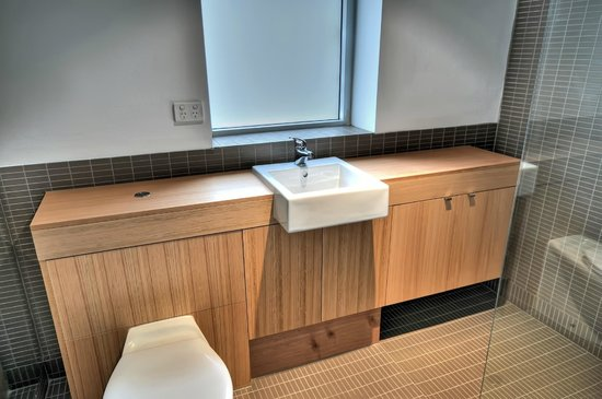 La Loft Apartments Parkside: Bathroom