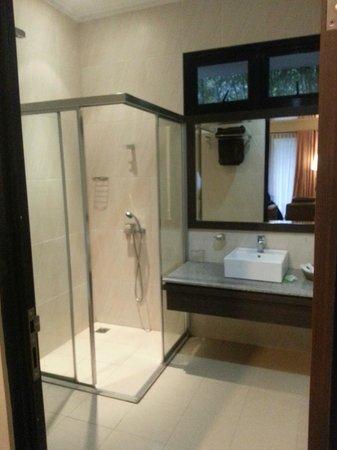 Lembang Asri: bathroom