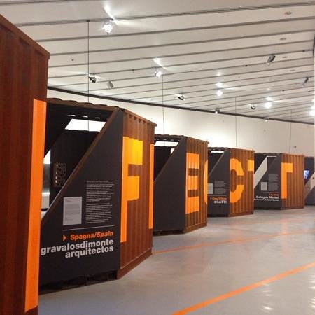 MAXXI - Museo Nazionale Delle Arti del XXI Secolo: maxxi - sez.architettura