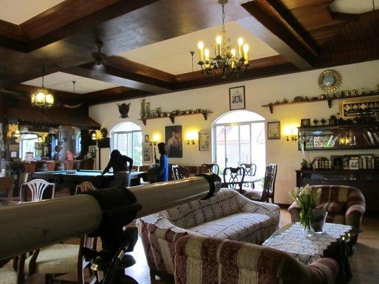Casa de Carlo: nice lobby