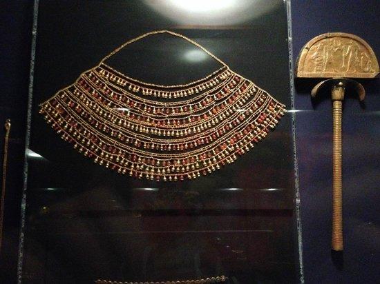 Musée égyptien du Caire : Lots of jewels