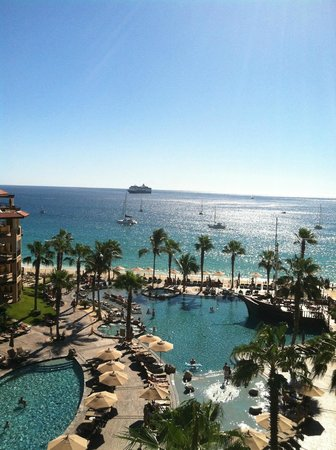 Villa del Arco Beach Resort & Spa: From the patio