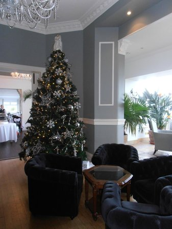 Carbis Bay Hotel & Estate: Christmas at the Carbis Bay Hotel