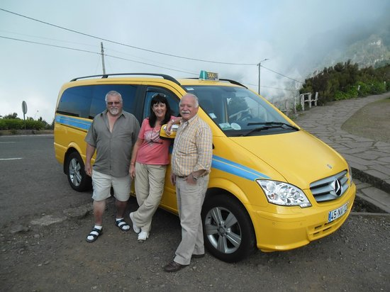 Daniel Madeira Taxis : Daniel's Taxi