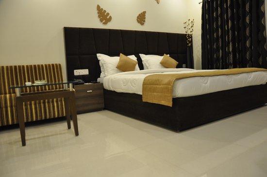 Hotel Ashish: ROOM PIC