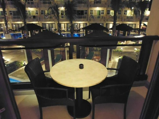 Henann Garden Resort: Balcony
