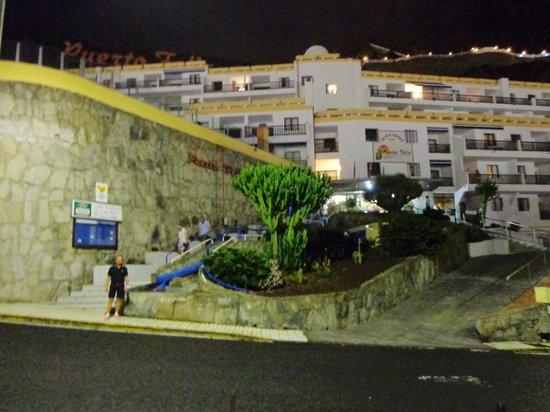 Puerto Feliz Aparthotel : Puerto Feliz