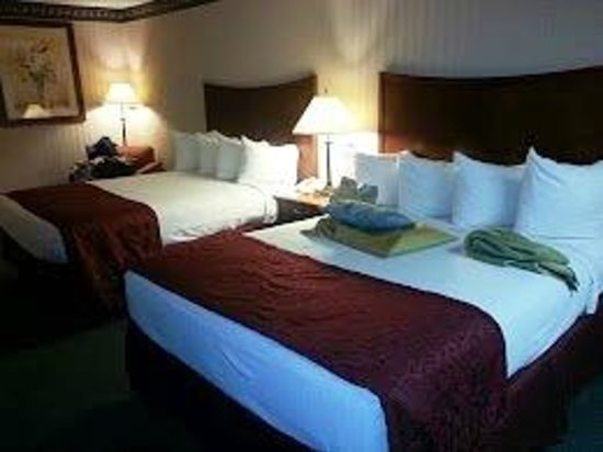 Red Lion Hotel Grants: 2 Queen Beds Room