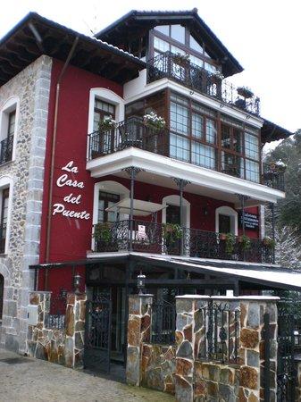 La Casa del Puente, hotel rural con SPA