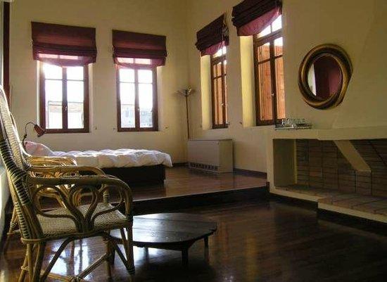 Villa Maroulas Annonce du Propriétaire : master bedroom