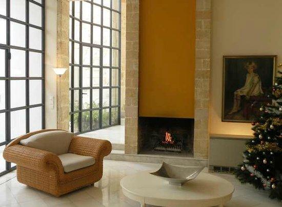 Villa Maroulas Annonce du Propriétaire : Fire place