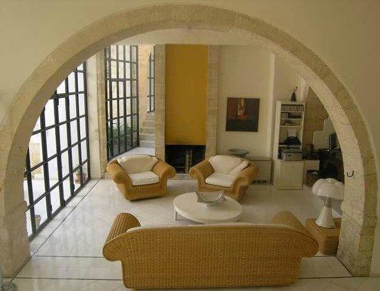 Villa Maroulas Annonce du Propriétaire : saloon