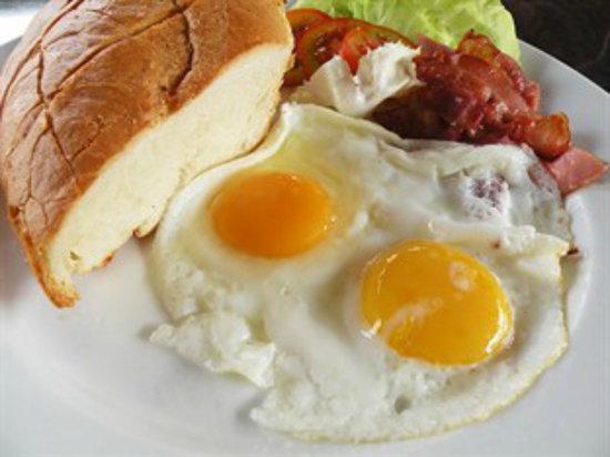 New Star Hotel Hanoi : Breakfast