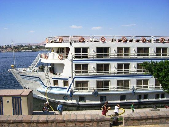 Nile River: M/S Concerto