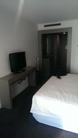 Four Points by Sheraton Sydney, Darling Harbour : Bedroom