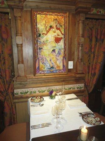 Mosaic: Im Klimt Saal
