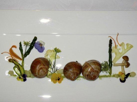 Mosaic: Unser Highlight - fast zu schade zum essen! Es schmeckt so gut wie es aussieht!