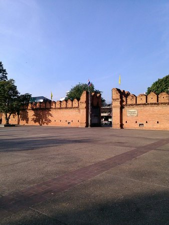 Tha Phae Gate: 清邁