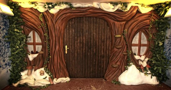 Winter Wonderland Doors to the Enchanted Forest & Doors to the Enchanted Forest - Picture of Winter Wonderland ... pezcame.com