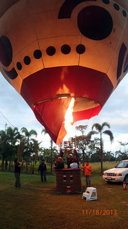 Chiang Mai Local Tours - Private Day Tours: Hot Air Balloon Tour