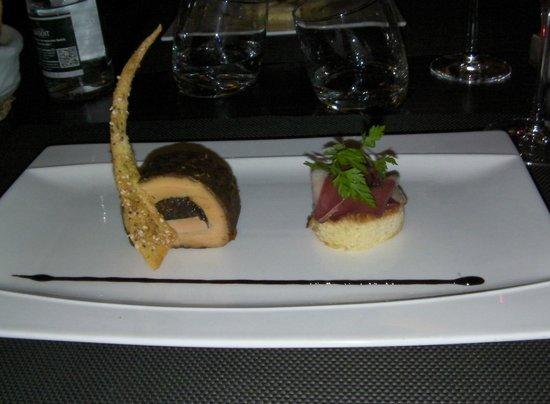 Chez Ospi: un foie gras à tomber...