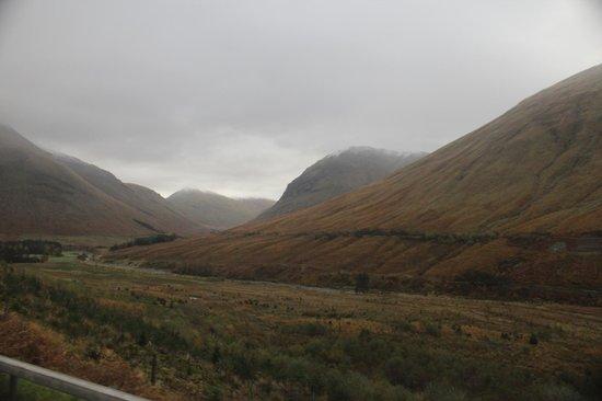 Gray Line Scotland : Glencoe