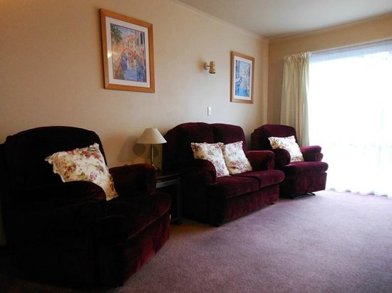 ASURE Camelot Arms Motor Lodge : Two Bedroom Apartment (2 Bedrooms)