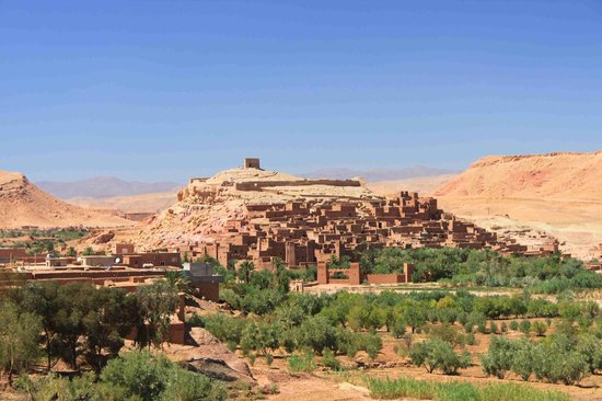 Soul Adventure 4x4 Day Tours: Morocco village