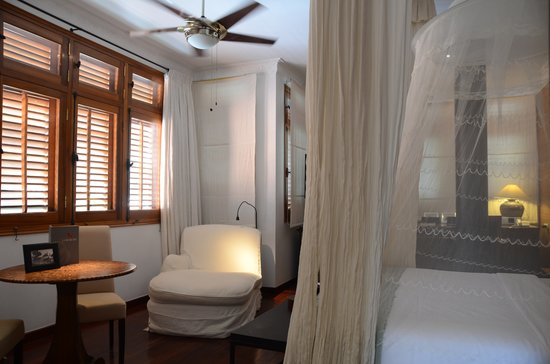 The Governors House Boutique Hotel Phnom Penh : the suite
