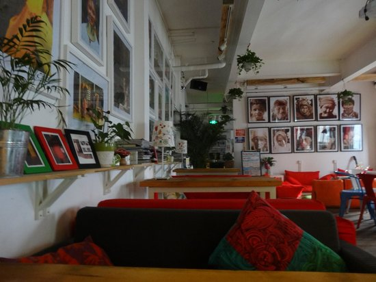 Chengdu Flipflop Lounge Hostel : common area