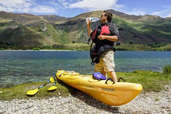 Wanaka Kayaks Sup & Sail: Freedom rentals on Ruby Island