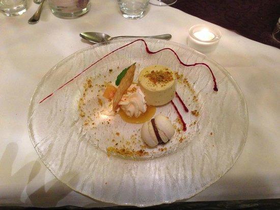 Hotel Corona La Magia dei Cristalli: Dessert