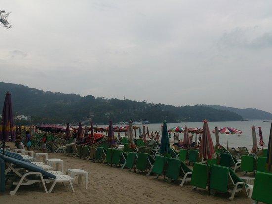 Horizon Patong Beach Resort & Spa: Patong Beach