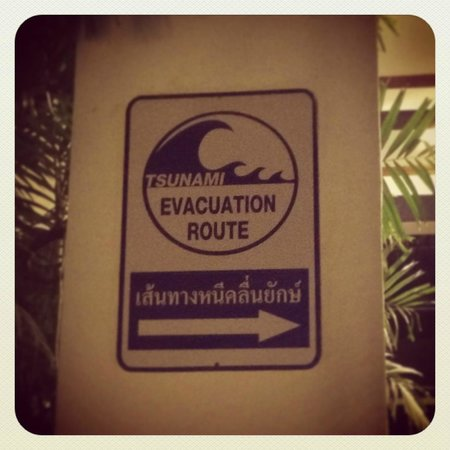 Horizon Patong Beach Resort & Spa: Spotted at the entrance of the hotel